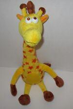 """Toys R Us 16"""" Plush Geoffrey The Giraffe Sewn Eyes 0+ Baby Birthday Club"""