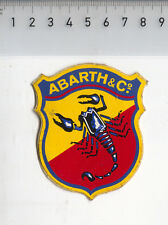 Decal/Sticker - Fiat Abarth Logo