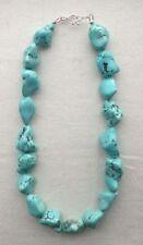 Turquoise Choker Fine Necklaces & Pendants