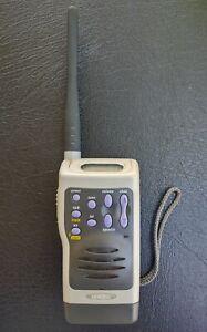 Vintage Uniden HH-940 Waterproof Handheld Marine VHF Radio Rescue
