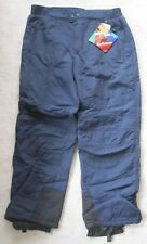 NEW BLACKBEAR INSULATED Ski Snowboard Snow AERIAL PANTS - NAVY - 3XL XXXL
