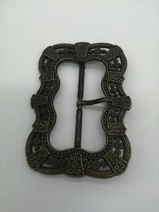 Steampunk Pirate Belt Buckle, Large Bronze Colour, Super Cool!