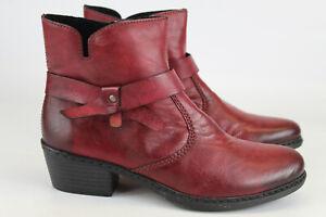 Rieker Gr.38  Damen  Stiefel  Stiefeletten Boots   NEU