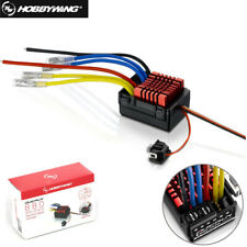 Hobbywing QuicRun 880 80A Dual Brushed Waterproof ESC Speed Controller For 1/8