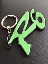 Yamaha R6 Keychain Green & Black. New As Pictures