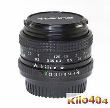Tokina für Pentax 28mm 1:2,8 Macro MC * Automatik * K Bajonett * KP * K-1 * K-3