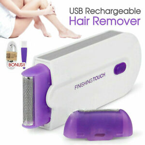Women Laser Epilator Instant Pain Free Touch Hair Removal Remover Body Face AU