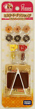 Takara Tomy Licca Doll Mister Donut Shop Goods (829539)