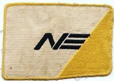 Large 1960's Northeast Airlines Uniform Patch