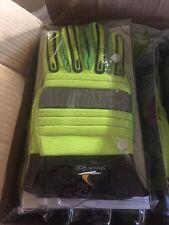 Seattle Glove GR500CORD-XL Hi Visibility Green
