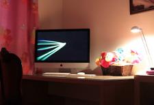 BLAZING Apple iMac 27 3.4Ghz QC-i7 32GB-RAM 1TB SSD 1GB-GPU CATALINA WARRANTY