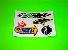 SKATEBOARD MOTOCROSS WAKEBOARD LONGBOARD BMX BICYCLE ATV QUAD DECALS STICKERS