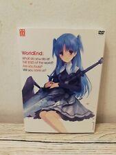 Anime WorldEnd vol. 1 DVD Neuheit