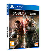 Juego Sony PS4 Soul Calibur VI Pgk02-a0023501