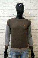 HARMONT & BLAINE S Maglione Lana Uomo Sweater Maglia Cardigan Pullover Maglia