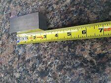 4140 Alloy Steel square Bar, Unpolished Mill Finish, 1-1/4 x 1-1/4 x 2-3/4+