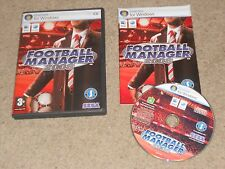 Football Manager 2008 ( PC: Mac/ Windows ) * 08 MANAGER ** FREE UK POST *