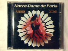 LUC PLAMONDON RICHARD COCCIANTE Notre-Dame de Paris cd NOA