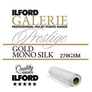 Ilford Galerie Gold Mono Silk A2 270gsm 25sht