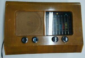 Vintage Pye Radio P35 Untested