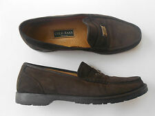 COLE HAAN LEATHER LOAFERS MEN SIZE US 11 EUR 44  NICE VINTAGE MADE IN USA