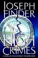 High Crimes, , Finder, Joseph, Excellent, 1998-01-21,