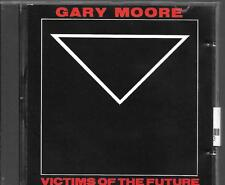 CD ALBUM 8 TITRES--GARY MOORE--VICTIMS OF THE FUTURE--1983
