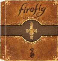 Firefly: 15th Anniversary Collector's Edition - 3 DISC SE (REGION A Blu-ray New)