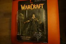 World of warcraft Prince Arthas Series one figure