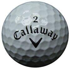 100 Callway Hex Control Golfbälle im Netzbeutel  AAA/AAAA Lakeballs Gallaway