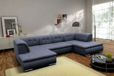 Faux Leather More than 4 U shaped Sofas