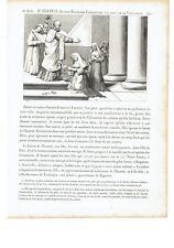 """1825 Vie des Saints """"Sainte Jeanne-Françoise Frémiot de Chantal"""" (Dijon-Moulins)"""