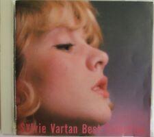 """SYLVIE VARTAN - JAPAN / JAPON CD """"BEST SELECTION"""" - NO OBI - 1 TITRE EN JAPONAIS"""