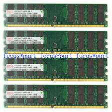 NEW 16GB Hynix 4x4GB PC2-6400 DDR2-800MHZ 240pin Desktop Memory Only Fit for AMD