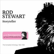 Rod Stewart - Storyteller The Complete Anthology 4x CD Excel Condit Very Best of
