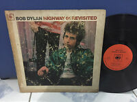 "Bob Dylan 33 rpm Philippines 12"" EP LP highway 61 revisited"