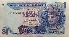 RM1 Aziz Taha sign Note BK 9776360