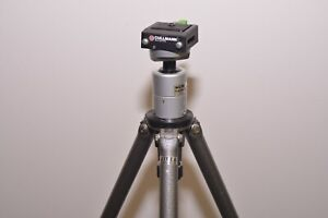 Gitzo Brevete S.G.D.G Gilux Tatalux 3 Section Tripod made in France