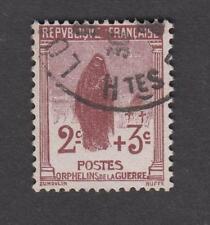 France -Timbres oblitérés - Orphelins de Guerre - N°148 - TB