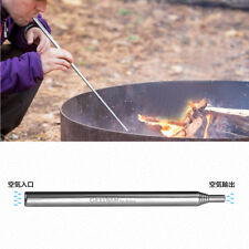 Campfire Tool Pocket Bellows Builds Fire Blasting Air Outdoor Gear Collapsible