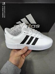 Scarpe da donna Adidas FY7795 sneakers casual platform sportive basse comode