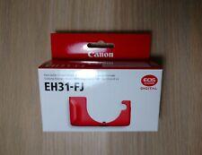 Canon EH31-FJ Red Face Jacket Genuine Original for EOS M100/200