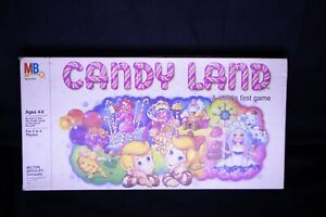 1984 Candy land Board Game