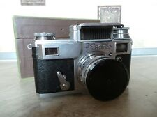 KIEV 3 A Russian 35mm Rangefinder Camera 1958