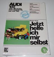 Reparaturanleitung Audi 100 Typ C1 / C 1 LS / GL  + Coupe 08/1974 - 07/1976 NEU!
