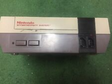Vintage Nintendo NES 001 Original Console ONLY