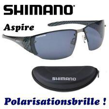 Shimano Angler Sonnenbrille Polbrille Polarisationsbrille Sunglass Aspire