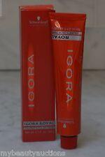 2.1 oz. Schwarzkopf Igora Royal Colorists Color Creme Shade # 4-57. NEW.