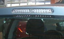 TERZO STOP 16 LED CROMATO PEUGEOT 206 BERLINA TUNING