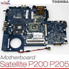 MOTHERBOARD FÜR TOSHIBA SATELLITE P200 K000051460 NOTEBOOK MAINBOARD NEW NEU 053